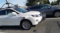 """""""Apple Car"""" erstmals auf kalifornischen Straßen gesichtet"""