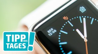 Theatermodus der Apple Watch nutzen