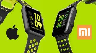 Apple Watch: Keine Chance gegen Fitbit und Xiaomi