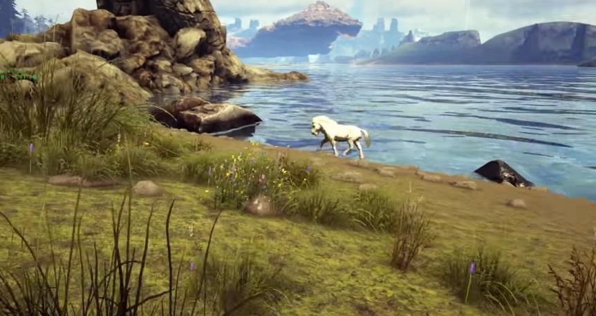 Ark Karte The Island.Ark Survival Evolved Equus Finden Und Zähmen Mit Einhorn