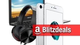 Blitzangebote & CyberSale: iPhone 7 zum Bestpreis, Chromebook, iPhone-Headset von Sony günstiger