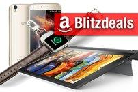 Blitzangebote:<b> Lenovo Yoga Tab 3, UMI Diamond Smartphone, Apple Watch Powerbank günstiger</b></b>