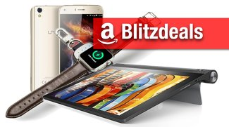 Blitzangebote: Lenovo Yoga Tab 3, UMI Diamond Smartphone, Apple Watch Powerbank günstiger