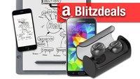 Blitzangebote & Prime Deals:  50% auf AmazonBasics, AirPods-Alternative, Galaxy S5, Bamboo Slate
