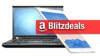 Blitzdeals & CyberSale: Restposten des iPad Air 2 zum Bestpreis, ThinkPads, Curved-Monitor etc. günstiger