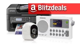 Blitzangebote: AirPrint-Drucker, mobiles Internetradio, Netgear Arlo etc. zum Bestpreis