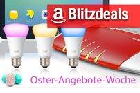 Oster-Angebote-Woche: Philips Hue, FRITZ!Box 7490, Galaxy Tab S2, Samsung TVs und mehr