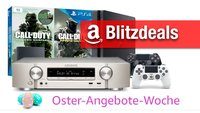 Oster-Angebote-Woche: Heute billiger AirPlay-Receiver, AirPrint-Drucker, PS4-Bundle, Galaxy A3 etc.