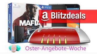 Oster-Angebote-Woche: FRITZ!Box 7490, HTC 10, PS4 Bundle und mehr heute günstiger