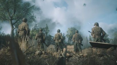 Call of Duty WWII - Shooter verfügt über ein Division-System