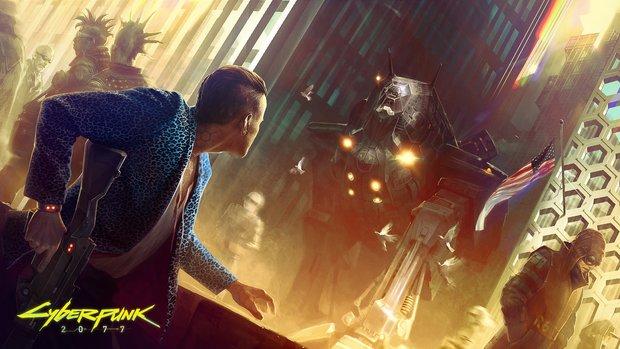 """Cyberpunk 2077: Entwickler erklärt Sichern der Rechte von """"Cyberpunk"""""""