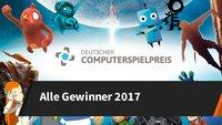 Deutscher Computerspielpreis 2017: Die Gewinner