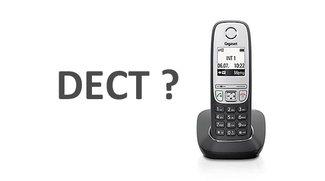 Was bedeutet DECT-Telefon? Einfach erklärt
