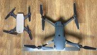 DJI Spark: Kleine Kamera-Drohne im Video und auf Fotos geleakt