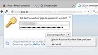 Firefox: Passwort-Speichern wieder aktivieren – so geht's