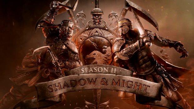 """For Honor: Trailer & Termin zur 2. Saison """"Schatten & Macht"""""""