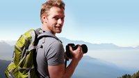 Fotorucksack: Wasserdichter Schutz für Wanderer