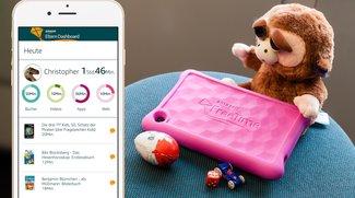 Alles unter Kontrolle: Amazon FreeTime mit Eltern Dashboard und Gesprächsideen