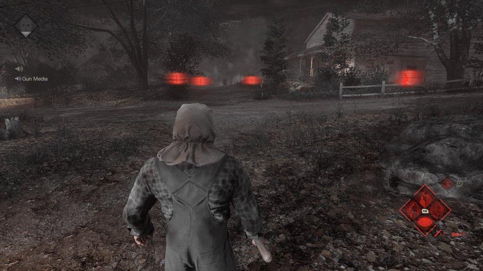 """Jedes """"Outfit"""" von Jason hat verschiedene Funktionen. Zudem könnt ihr Verbesserungen freischalten, die ihn noch tödlicher machen."""