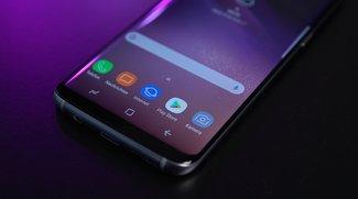 Samsung Galaxy S8 geht mit eingeschränktem Funktionsumfang an den Start