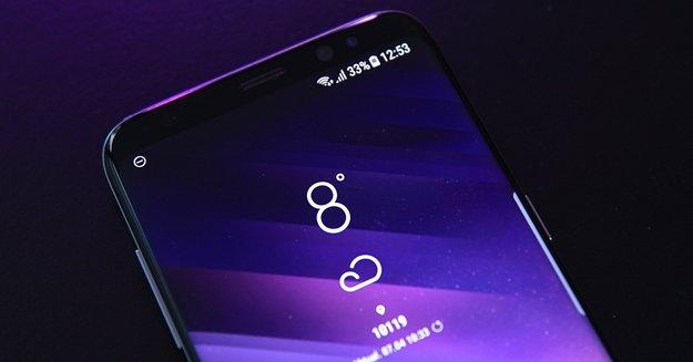 Galaxy-S8-Display: Was du vor dem Kauf wissen solltest