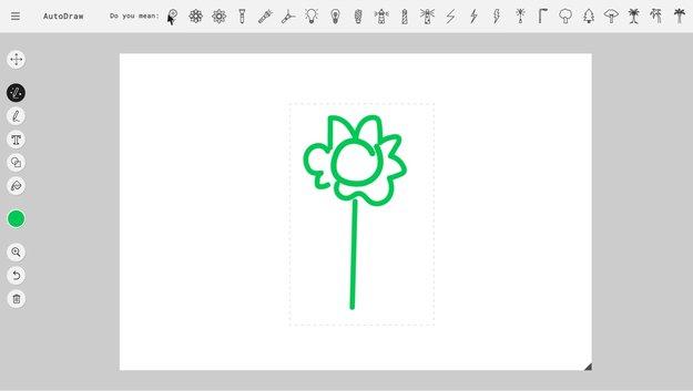 Google AutoDraw: Neues Tool verwandelt Gekritzel in echte Zeichnungen