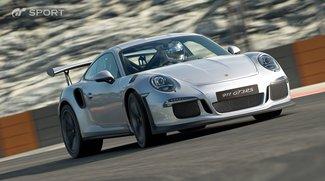 Gran Turismo Sport: Neuer Werbeclip zeigt VR-Erlebnis