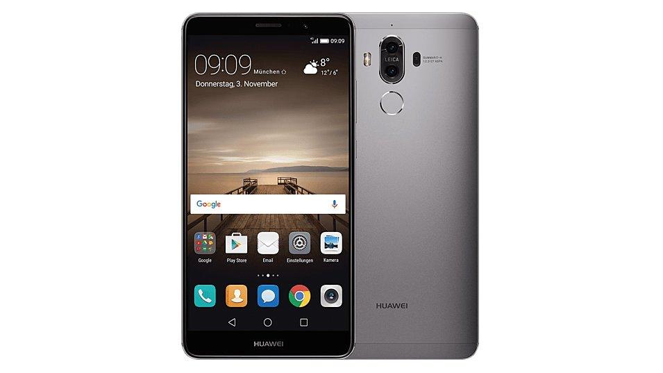 """MediaMarkt Schnapp des Tages: Huawei Mate 9 zum """"Schnapspreis"""""""