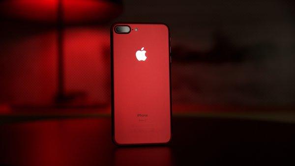 8de9610bbb8f75 iPhone X in Rot  So atemberaubend würde es als (Product)Red aussehen