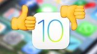 Umfrage: iOS 10 in der Praxis – Top oder Flop?