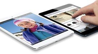 Warum die iPad-Verkaufszahlen sinken: Das iPad mini ist schuld