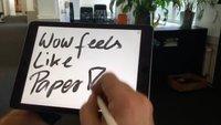 """PaperLike: Schutzfolie verspricht """"Papiergefühl"""" für iPad Pro und Apple Pencil"""