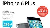 ALDI-Handy: iPhone 6 Plus mit 16 GB Speicher ab heute für 479 Euro