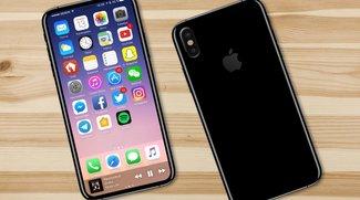 """iPhone 8: """"Face ID"""" funktioniert auch dann, wenn iPhone auf dem Tisch liegt"""