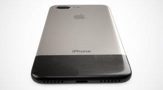 """iPhone 8 """"Retro Edition"""": Konzept zitiert Formensprache des Originals aus dem Jahr 2007"""