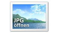 JPG-Datei öffnen & umwandeln – so geht's