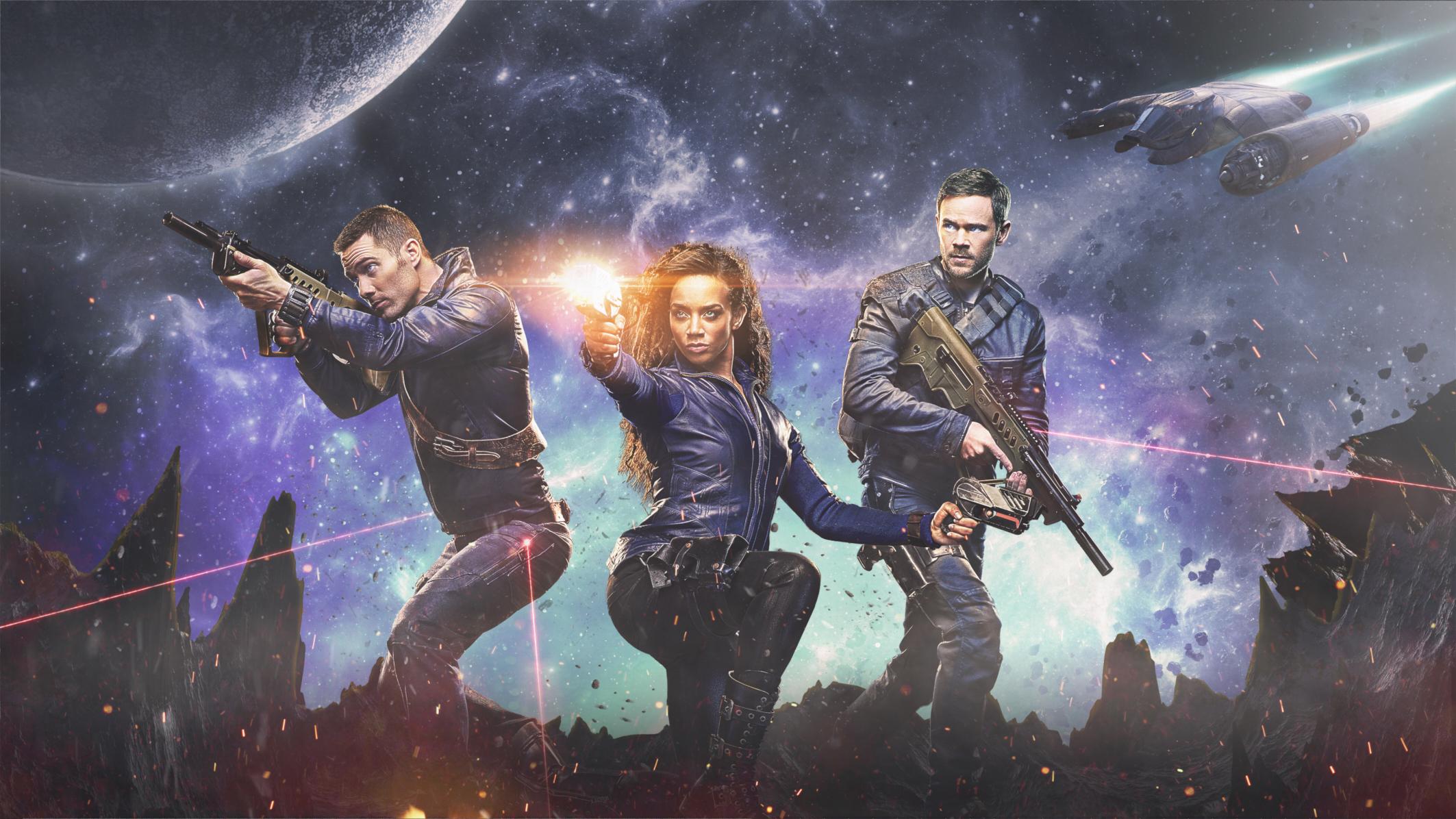 Killjoys Staffel 3 Demnächst Auch Bei Netflix Trailer