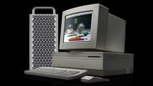 Mac Pro 2019 und seine Vorgänger: Apples interessante Ahnengalerie der Profi-Macs