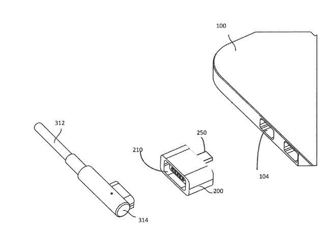 Apple-Patent beschreibt MagSafe-Adapter für USB-C-MacBooks