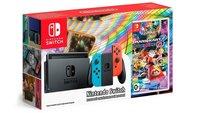 Mario Kart 8 Deluxe: Nintendo-Switch-Bundle geleakt
