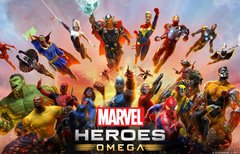 Marvel Heroes: Gazillion...