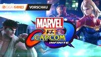 Marvel vs. Capcom - Infinite in der Vorschau: Das Beste aus zwei Welten?