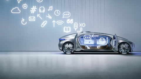 So werden selbstfahrende Elektroautos unser Leben verändern