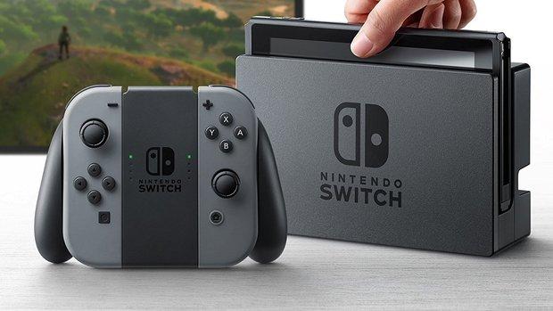 So sieht das erste Nintendo Switch-Bundle aus