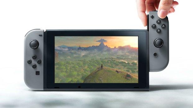 Nintendo Switch & Zelda: Breath of the Wild zum ersten Mal deutlich reduziert