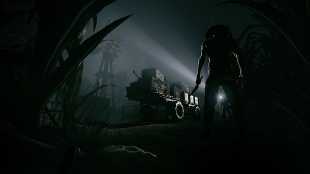 Outlast 2: Gameplay-Video präsentiert 10 Minuten Grusel