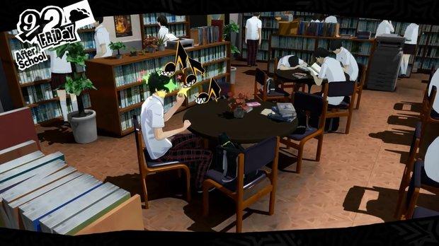 Persona 5: Alle Bücher - Fundorte und Effekte