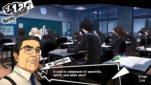Persona 5: Lösungen für alle Unterrichtsfragen und Tests