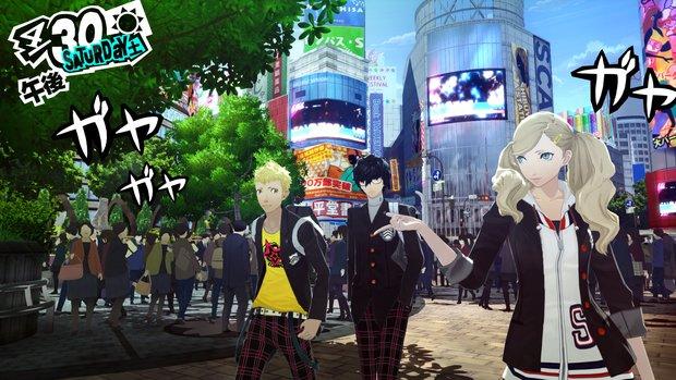 Persona 5: Easter Eggs mit Dragon Ball, Smash Bros. und mehr
