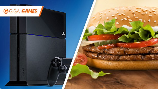 PlayStation 4: Burger King bietet Lieferservice per Konsole